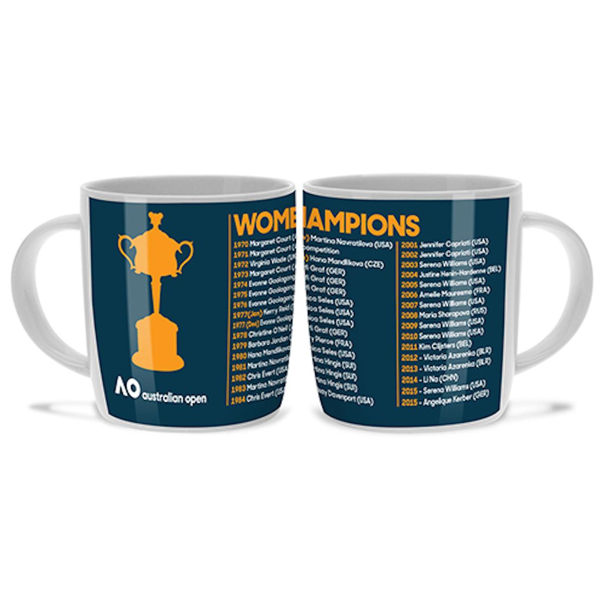 Australian Open Tennis Grand Slam La S  Coffee Cup