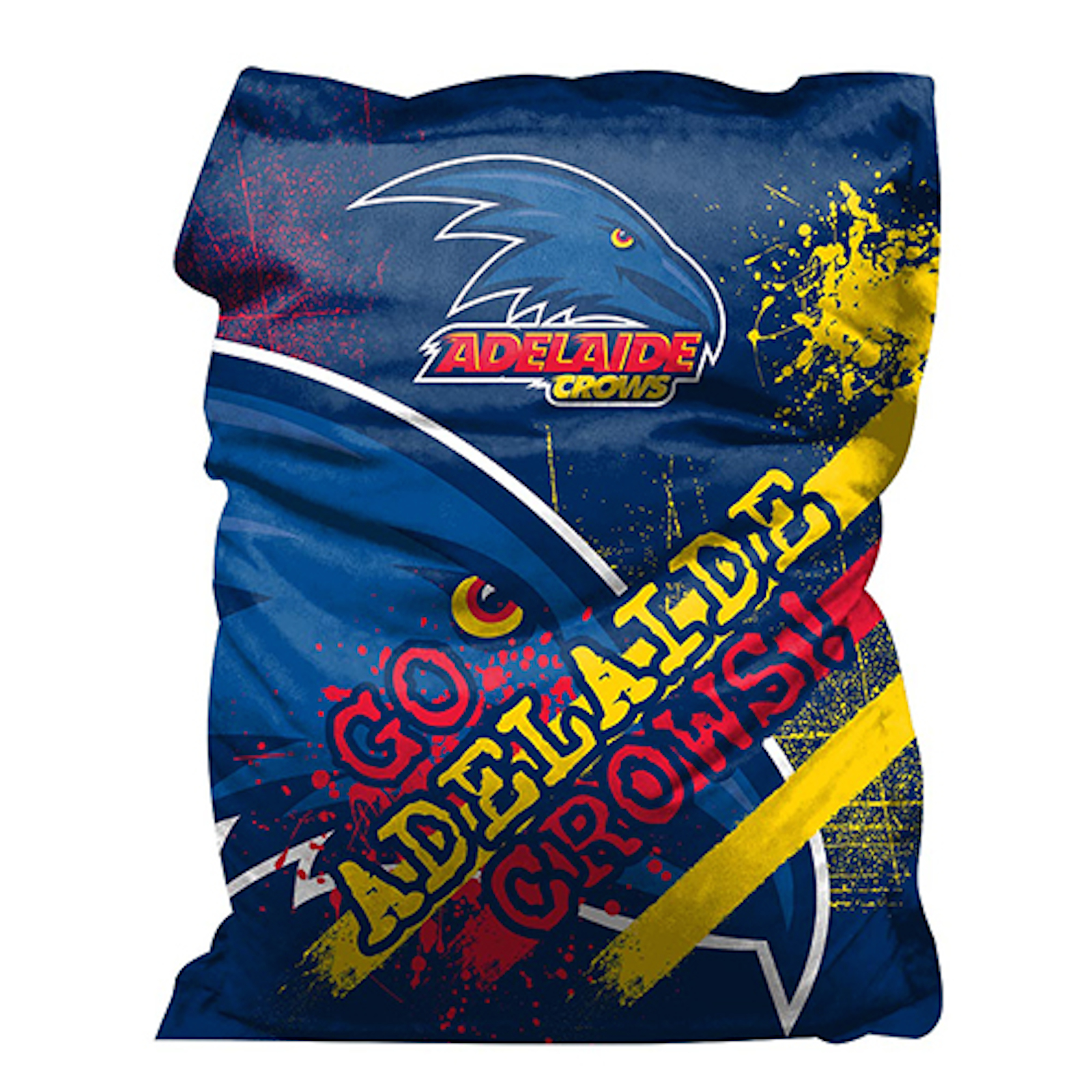 Details About Adelaide Crows Afl Giant Bean Bag Indoor Outdoor Cushion