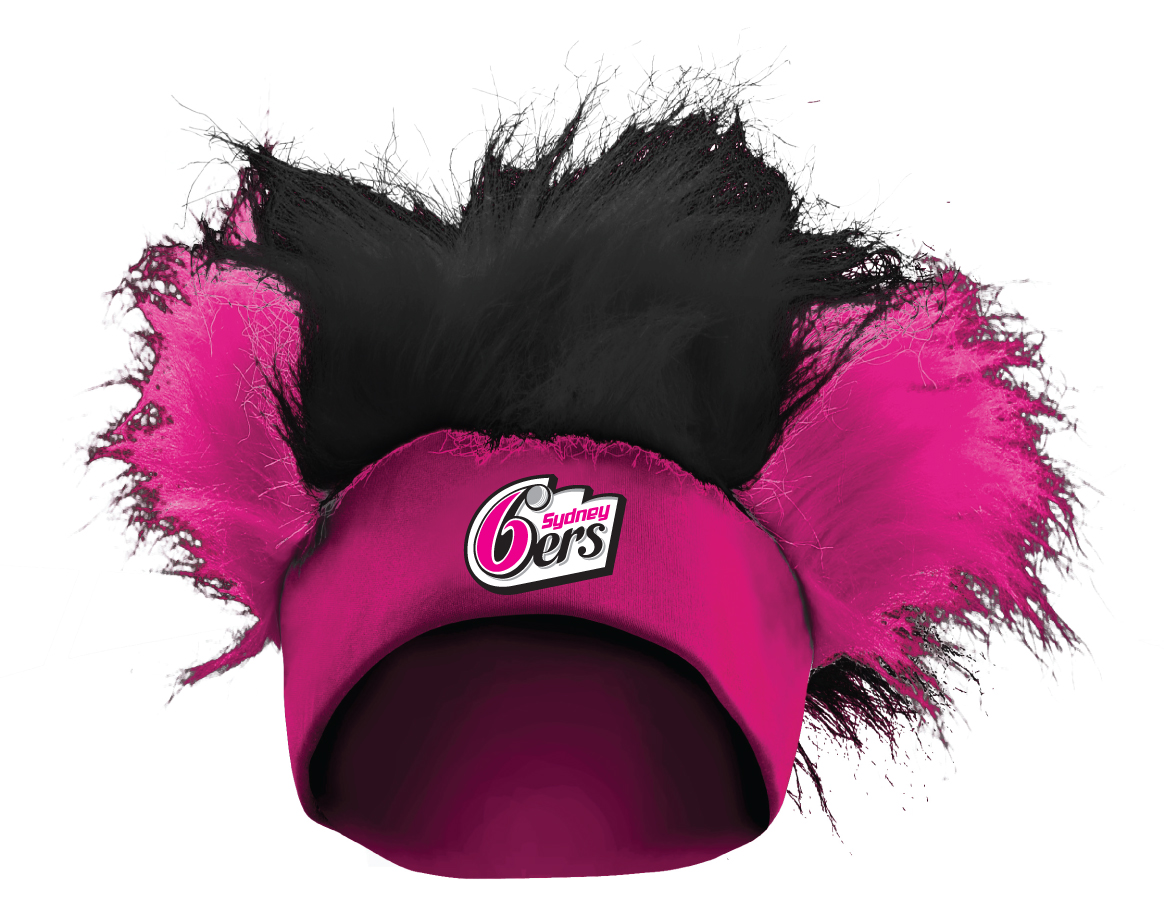 Sydney-6ers-Big-Bang-League-T20-KFC-Cricket-Novelty-Team-Headband