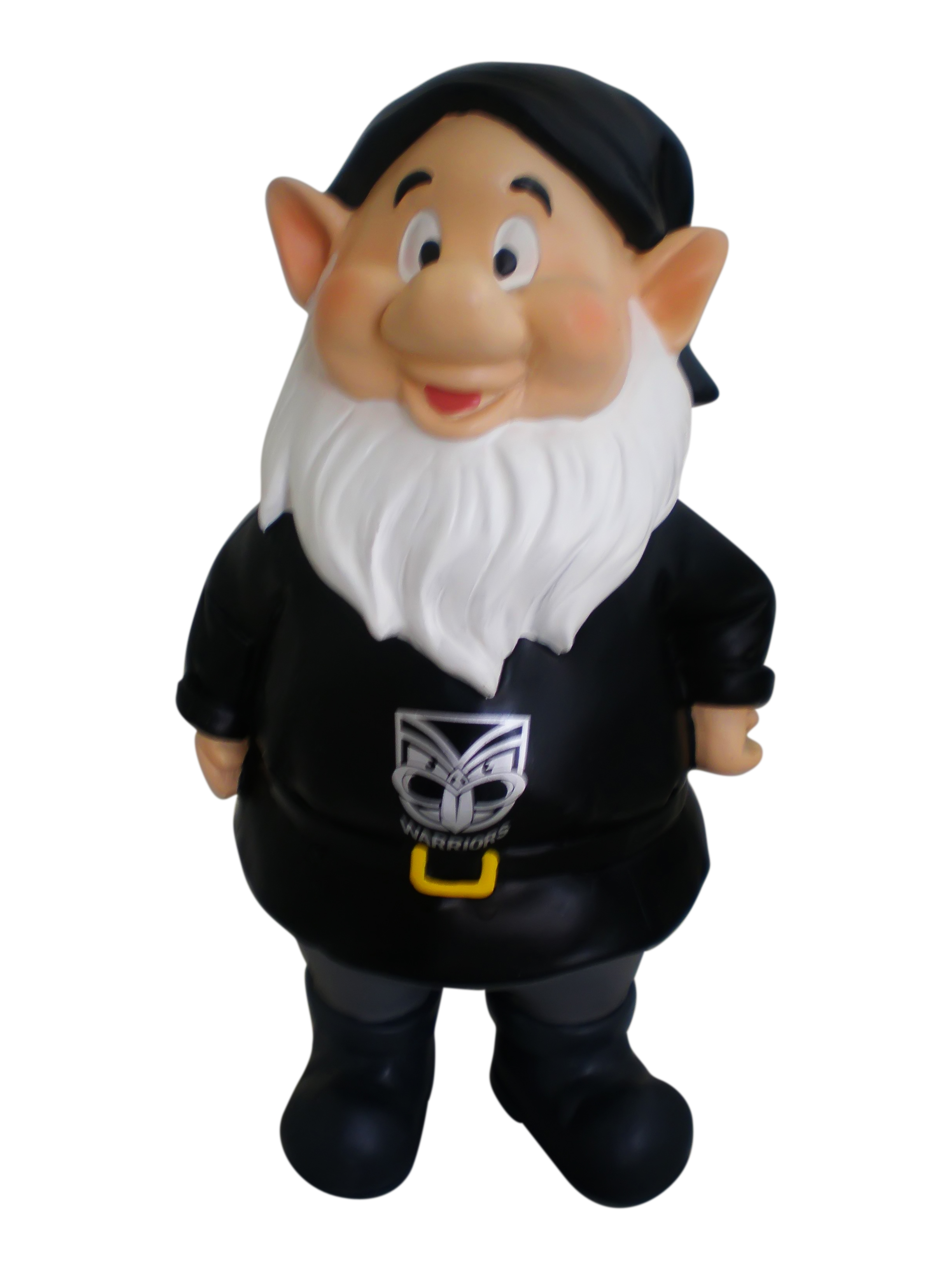 New-Zealand-Warriors-NRL-Garden-Gnome-In-Team-Colours-and-with-Team-Name