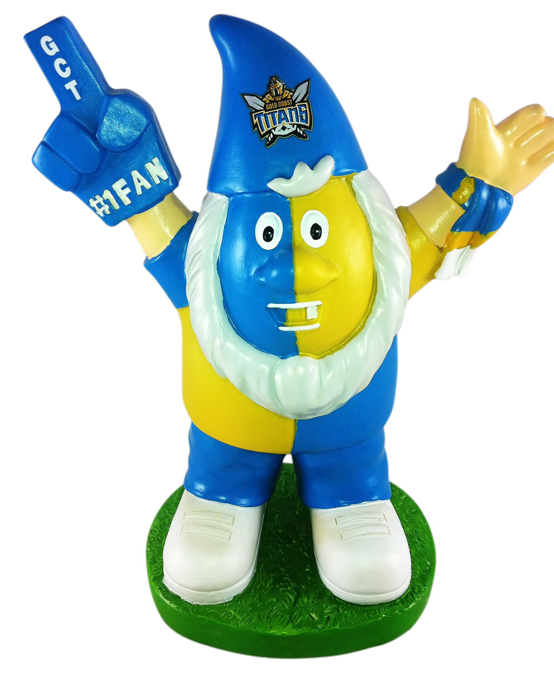 Gold-Coast-Titans-NRL-Supporter-Gnome-Perfect-Size-for-Indoors-or-Outdoors