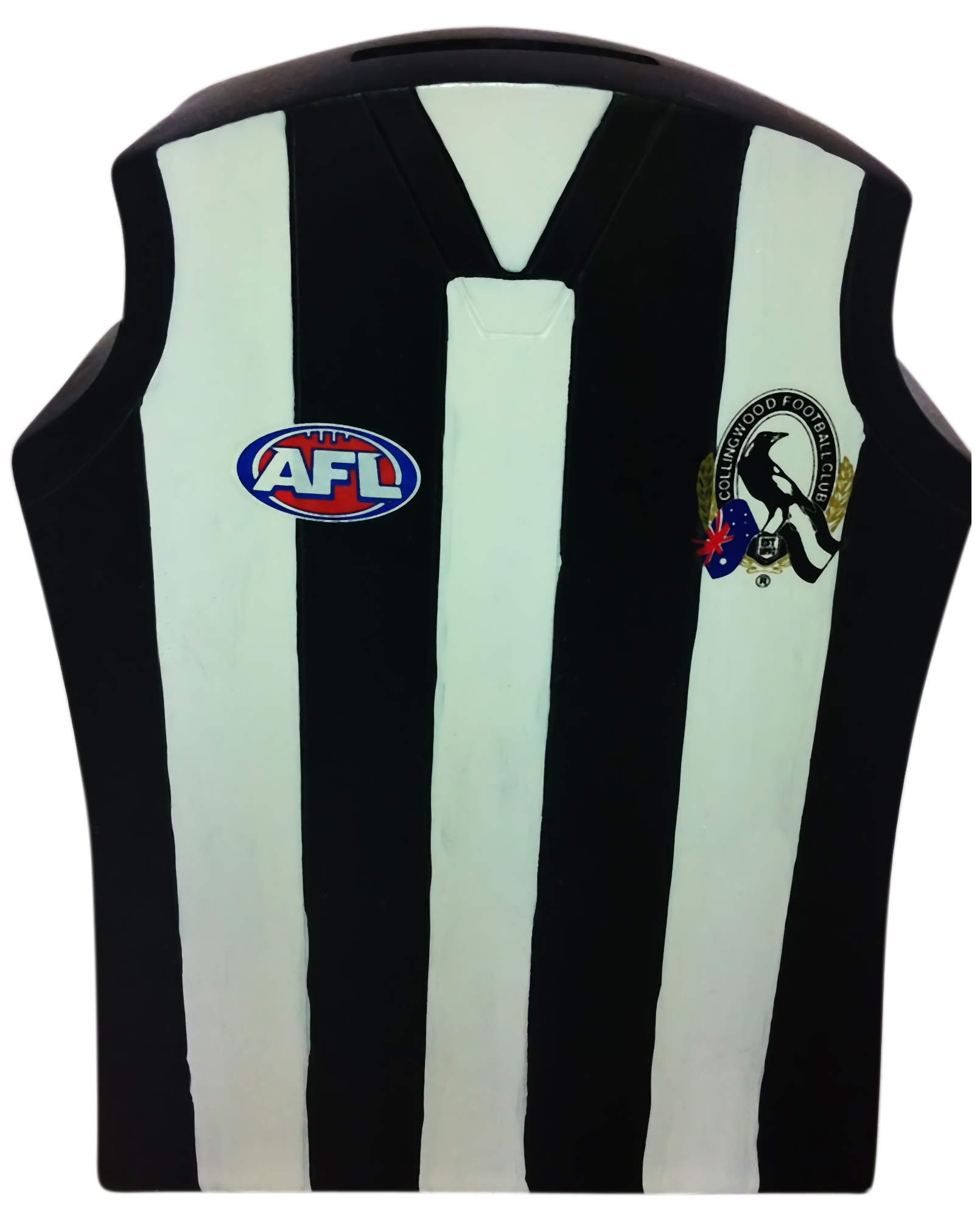 Collingwood-Magpies-AFL-Guernsey-Money-Box