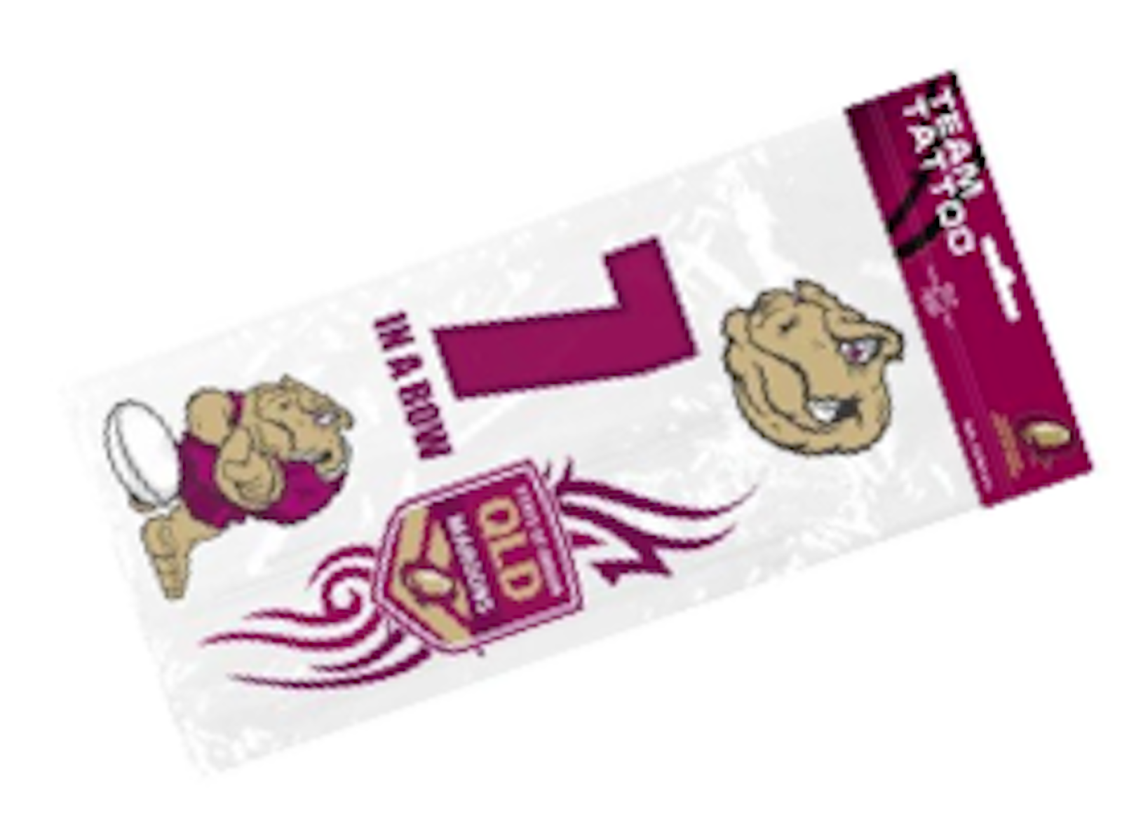 Queensland-State-of-Origin-NRL-Temporary-Team-Tattoos